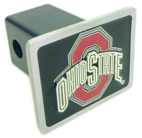 Ohio State Buckeyes Trailer Hitch Cover - Siskiyou
