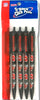 Cincinnati Bengals Click Pens - 5 Pack - Pro Specialties Group