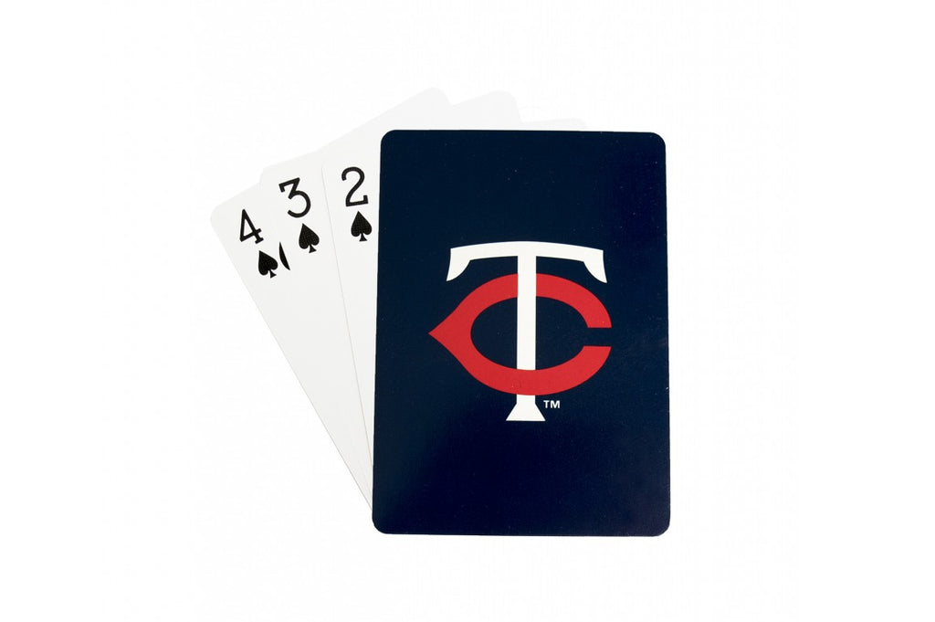 Minnesota Twins Playing Cards - Pro Specialties Group