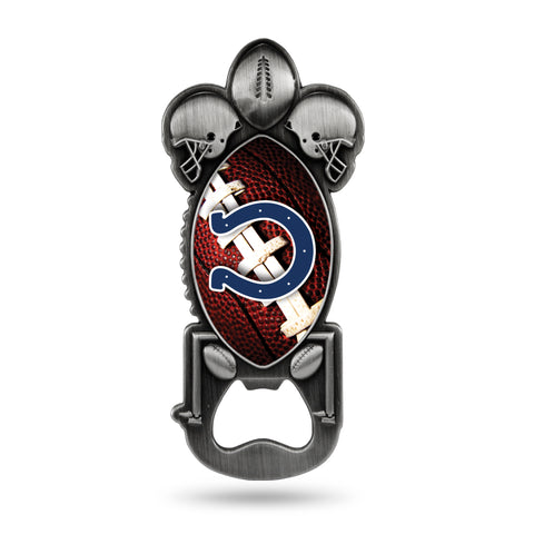 Indianapolis Colts Bottle Opener Party Starter Style - Rico Industries