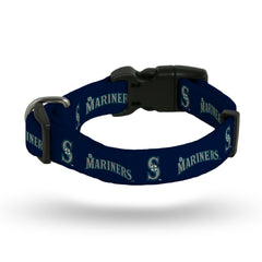 Seattle Mariners Pet Collar Size L - Rico Industries