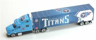 Tennessee Titans 1:80 2011 Tractor Trailer - Press Pass