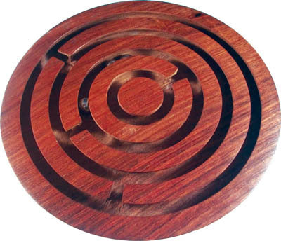 6 inch Labyrinth Game