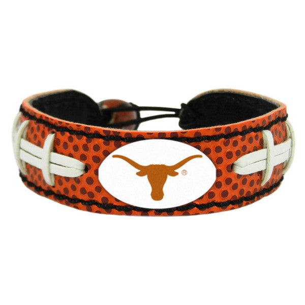 Texas Longhorns Bracelet - Classic Football - Gamewear