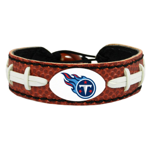Tennessee Titans Classic Football Bracelet - Gamewear