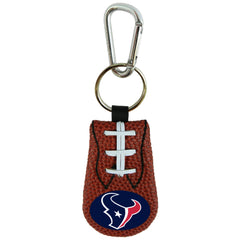 Houston Texans Classic NFL Football Keychain - Gamewear