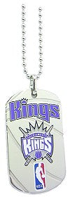 Sacramento Kings Sport Dog Tagz - Forever Collectibles