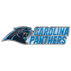 Carolina Panthers Auto Emblem Color Alternate Logo - Team Promark