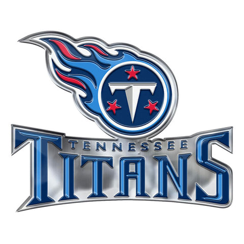 Tennessee Titans Auto Emblem Color Alternate Logo - Team Promark