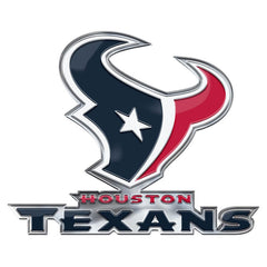 Houston Texans Auto Emblem Color Alternate Logo - Team Promark