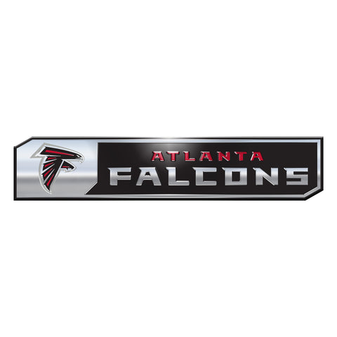 Atlanta Falcons Auto Emblem Truck Edition 2 Pack - Team Promark