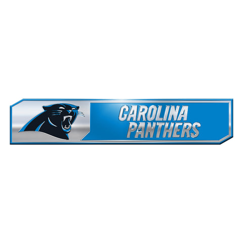 Carolina Panthers Auto Emblem Truck Edition 2 Pack - Team Promark