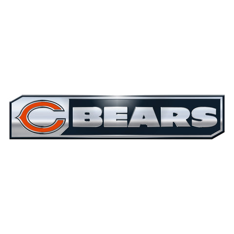 Chicago Bears Auto Emblem Truck Edition 2 Pack - Team Promark