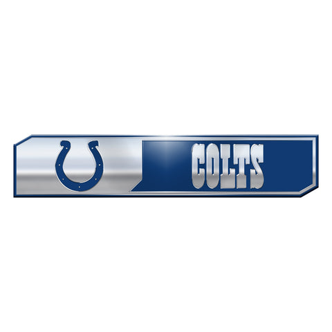 Indianapolis Colts Auto Emblem Truck Edition 2 Pack - Team Promark
