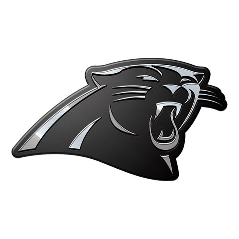 Carolina Panthers Auto Emblem Premium Metal - Team Promark