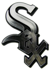 Chicago White Sox Auto Emblem - Silver - Team Promark