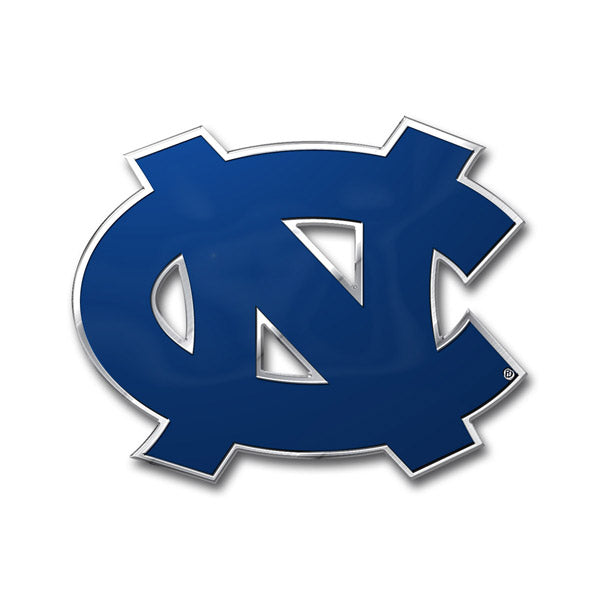 North Carolina Tar Heels Auto Emblem - Color - Team Promark