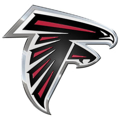 Atlanta Falcons Auto Emblem - Color - Team Promark