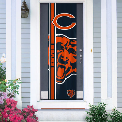 Chicago Bears Banner Door - Team Promark