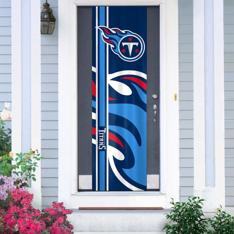 Tennessee Titans Banner Door - Team Promark