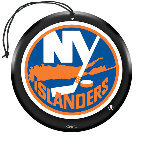 New York Islanders Air Freshener Set - 3 Pack - Team Promark