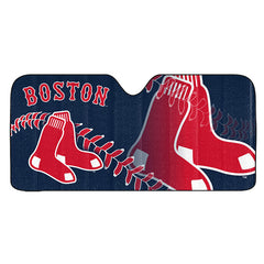 Boston Red Sox Auto Sun Shade 59x27 - Team Promark