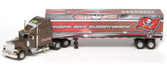 Tampa Bay Buccaneers 1:80 2007 Tractor Trailer - Upper Deck