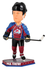 Colorado Avalanche Paul Stastny Forever Collectibles Bobblehead - Rink Base - Special Order - Forever Collectibles