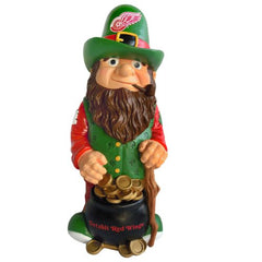 Detroit Red Wings Garden Gnome - Leprechaun - Forever Collectibles