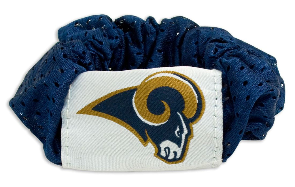Los Angeles Rams Hair Twist Ponytail Holder - Little Earth
