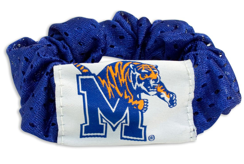 Memphis Tigers Hair Twist Ponytail Holder - Little Earth