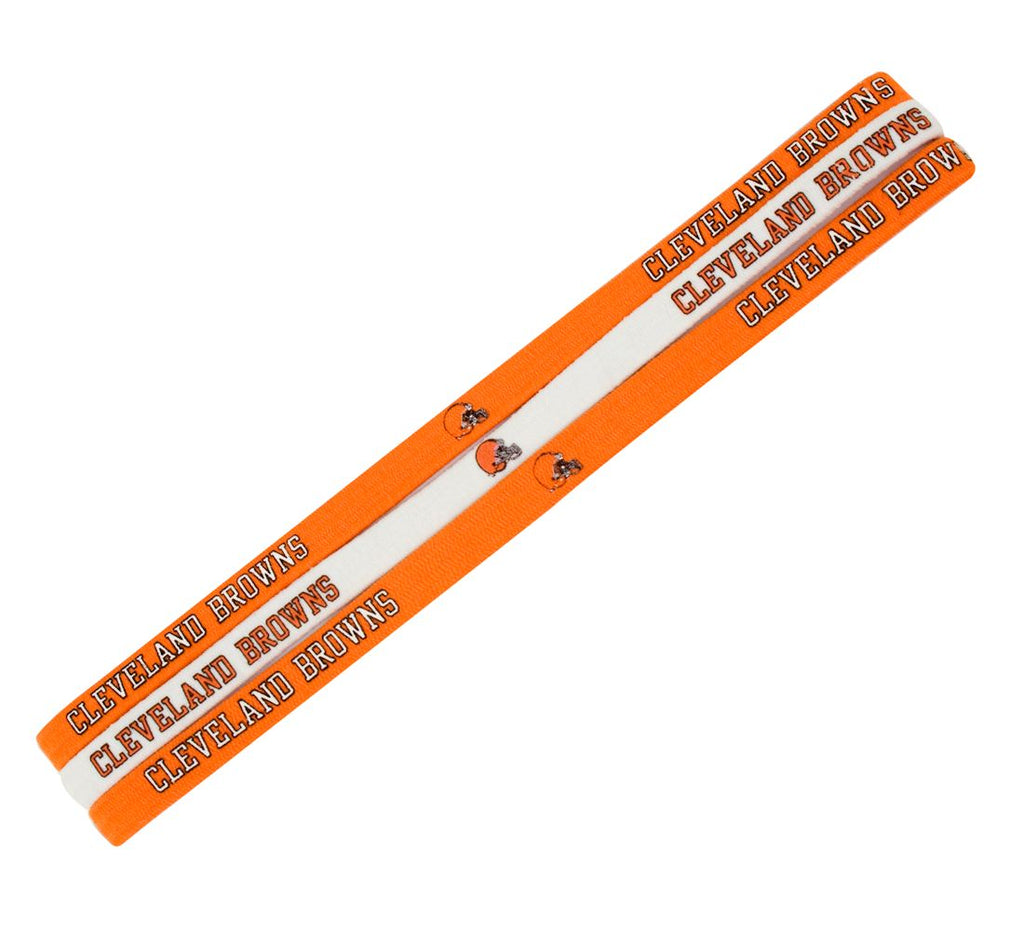 Cleveland Browns Elastic Headbands - Little Earth