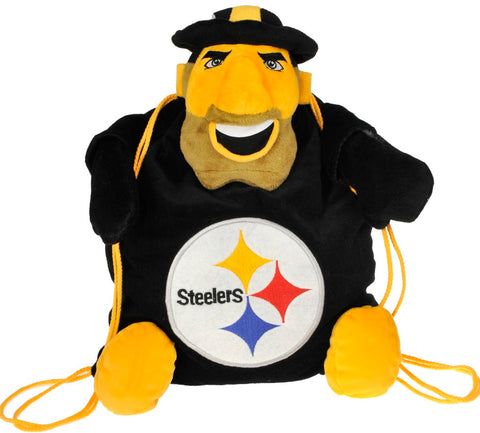 Pittsburgh Steelers Backpack Pal - Forever Collectibles