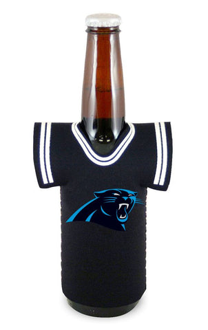 Carolina Panthers Bottle Jersey Holder - Kolder