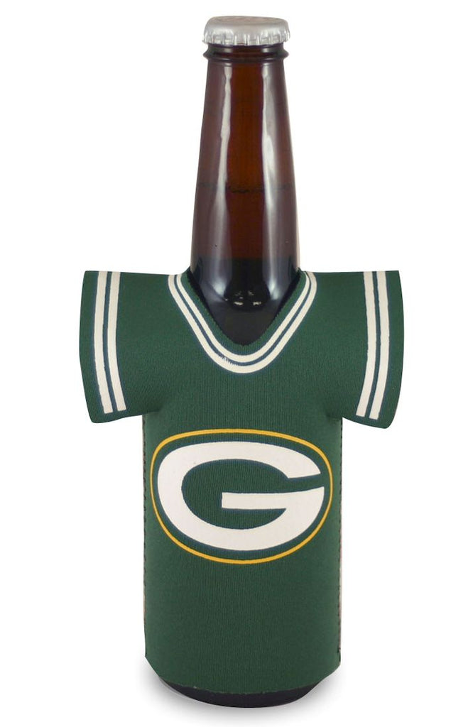 Green Bay Packers Bottle Jersey Holder - Kolder