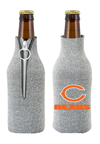 Chicago Bears Bottle Suit Holder - Glitter - Kolder