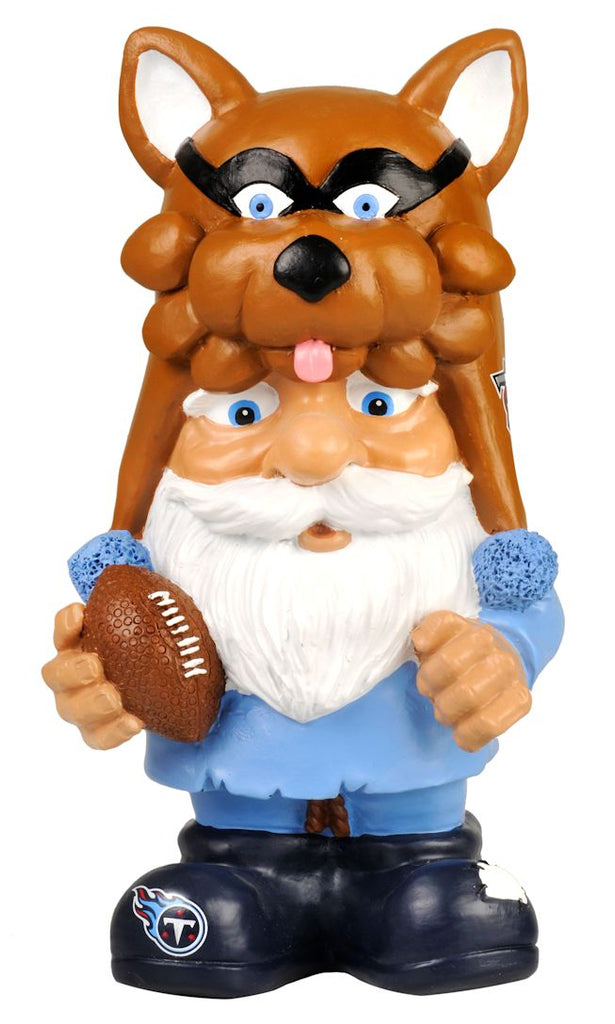 Tennessee Titans Garden Gnome - Mad Hatter - Forever Collectibles