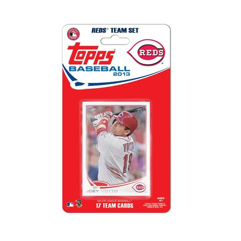 Cincinnati Reds 2013 Topps Team Set - C & I Collectables