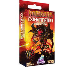 Psi - Horizons Extermination Pack