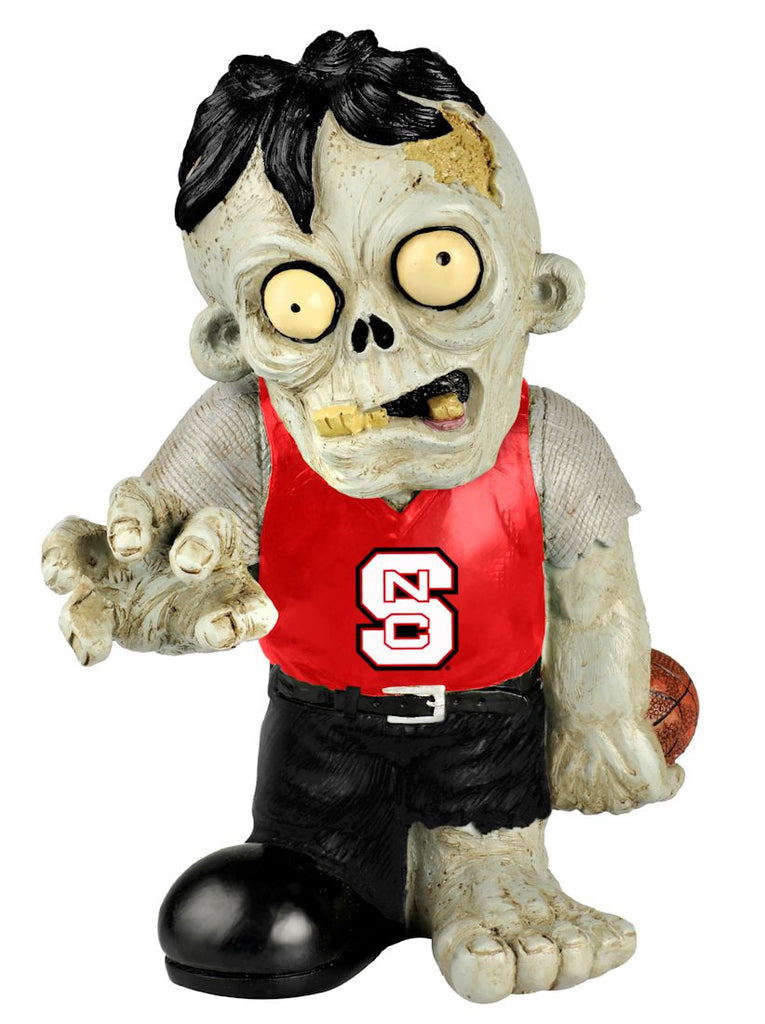 North Carolina State Wolfpack Zombie Figurine - Forever Collectibles