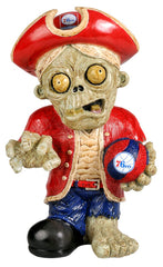 Philadelphia 76ers Zombie Figurine - Thematic - Forever Collectibles