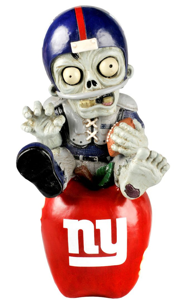 New York Giants Zombie Figurine - Thematic - Forever Collectibles