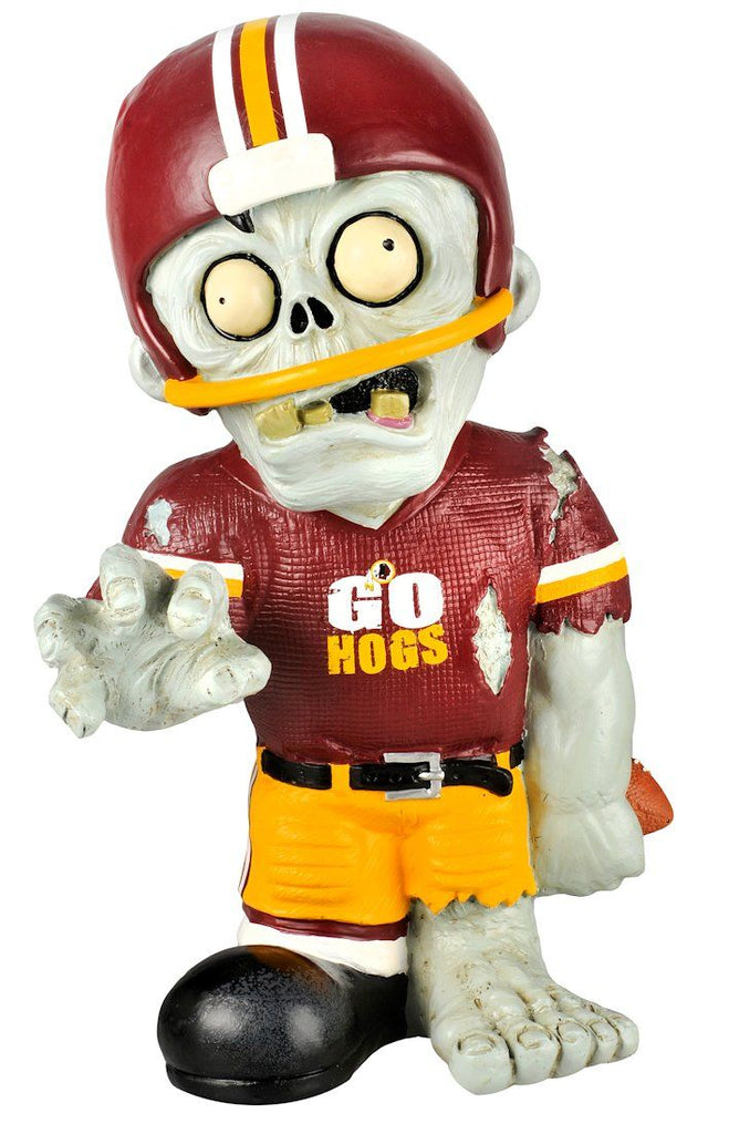 Washington Redskins Thematic Zombie Figurine - Forever Collectibles