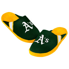 Oakland Athletics Jersey Slippers - 12pc Case - Forever Collectibles