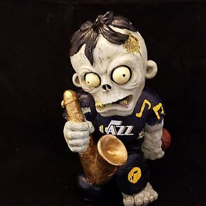 Utah Jazz Zombie Figurine - Thematic - Forever Collectibles
