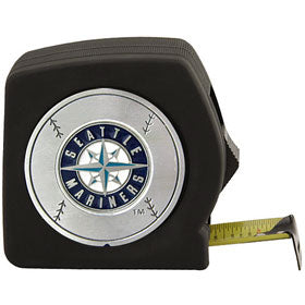 Seattle Mariners Black Tape Measure - Great American Products