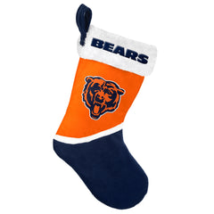 Chicago Bears Basic Holiday Stocking - 2015 - Forever Collectibles