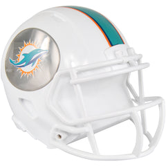 Miami Dolphins Bank Coin Helmet Style - Forever Collectibles