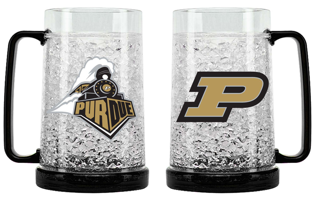 Purdue Boilermakers Crystal Freezer Mug - Duck House Sports