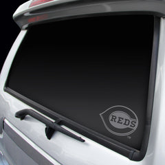 Cincinnati Reds Decal Window Graphic Chrome - Rico Industries